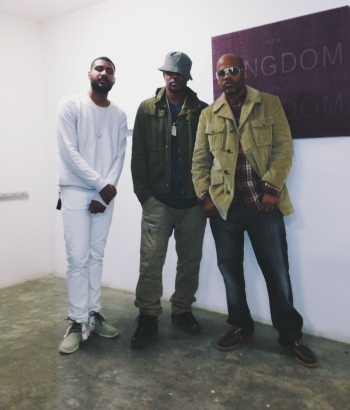 Mark Anthony Green Camron Dame Dash