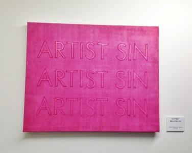 Artist Sin